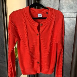 CAbi Cable Cardigan, S